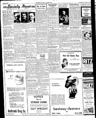 The Courier News from Blytheville, Arkansas on March 2, 1949 · Page 4