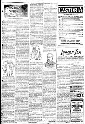 Logansport Pharos-Tribune from Logansport, Indiana on February 6, 1895 · Page 7