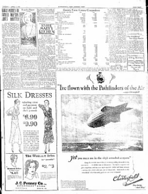 The Courier News from Blytheville, Arkansas on April 2, 1931 · Page 3