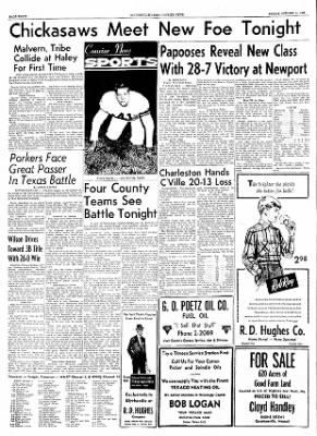 The Courier News from Blytheville, Arkansas on October 14, 1955 · Page 8
