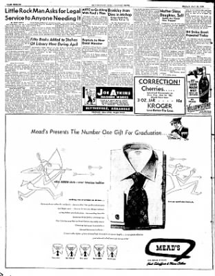 The Courier News from Blytheville, Arkansas on May 16, 1952 · Page 12
