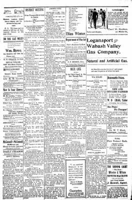 Logansport Pharos-Tribune from Logansport, Indiana on October 27, 1897 · Page 23