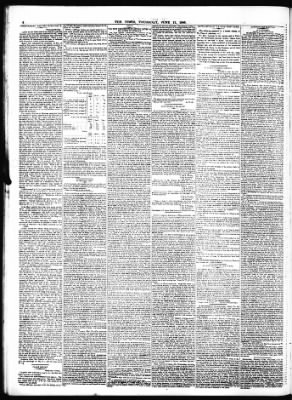 The Times from London,  on June 11, 1840 · Page 6