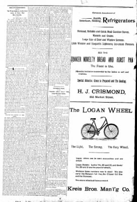 Logansport Pharos-Tribune from Logansport, Indiana on June 28, 1896 · Page 12