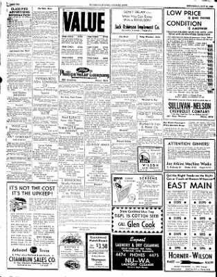 The Courier News from Blytheville, Arkansas on May 21, 1952 · Page 10