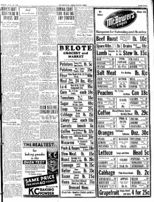 The Courier News from Blytheville, Arkansas on April 10, 1931 · Page 3