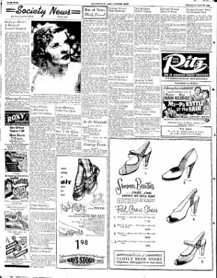 The Courier News from Blytheville, Arkansas on May 22, 1952 · Page 4