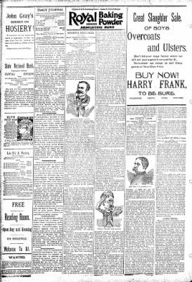Logansport Pharos-Tribune from Logansport, Indiana on February 13, 1895 · Page 4
