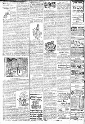 Logansport Pharos-Tribune from Logansport, Indiana on February 14, 1895 · Page 6