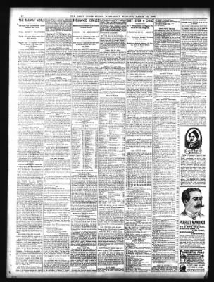 The Inter Ocean from Chicago, Illinois on March 25, 1896 · Page 10