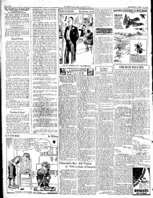 The Courier News from Blytheville, Arkansas on April 15, 1931 · Page 5