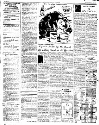 The Courier News from Blytheville, Arkansas on May 24, 1952 · Page 4