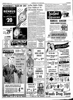 The Courier News from Blytheville, Arkansas on March 15, 1956 · Page 4