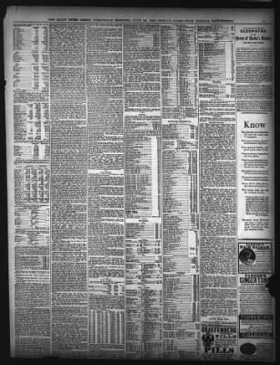 The Inter Ocean from Chicago, Illinois on June 28, 1882 · Page 11