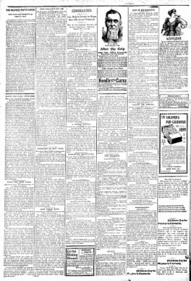 Logansport Pharos-Tribune from Logansport, Indiana on February 17, 1895 · Page 2