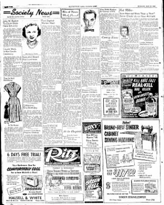 The Courier News from Blytheville, Arkansas on May 27, 1952 · Page 4