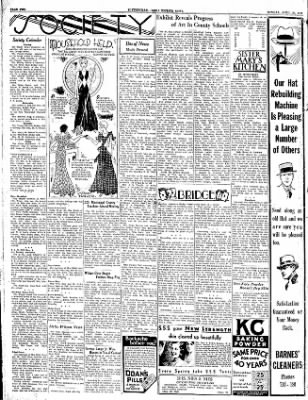 The Courier News from Blytheville, Arkansas on April 20, 1931 · Page 2