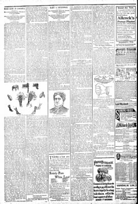 Logansport Pharos-Tribune from Logansport, Indiana on February 19, 1895 · Page 6