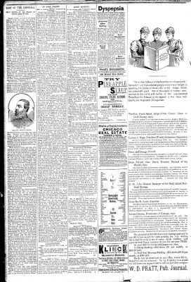 Logansport Pharos-Tribune from Logansport, Indiana on March 5, 1891 · Page 2