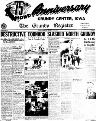 The Grundy Register from Grundy Center, Iowa · Page 59