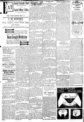 Logansport Pharos-Tribune from Logansport, Indiana on February 23, 1895 · Page 3