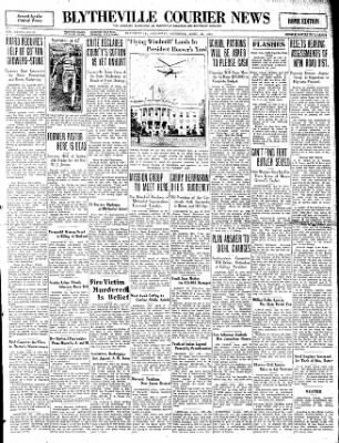 The Courier News from Blytheville, Arkansas on April 25, 1931 · Page 1