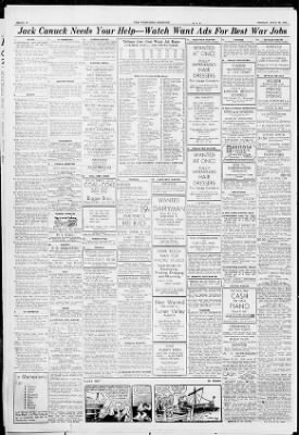 The Winnipeg Tribune from Winnipeg,  on July 30, 1943 · Page 16