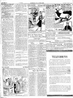 The Courier News from Blytheville, Arkansas on April 25, 1931 · Page 4