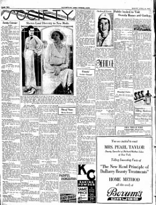 The Courier News from Blytheville, Arkansas on April 27, 1931 · Page 2