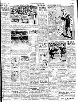 The Courier News from Blytheville, Arkansas on April 27, 1931 · Page 3