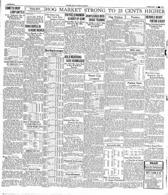 The Mason City Globe-Gazette from Mason City, Iowa on February 12, 1934 · Page 18
