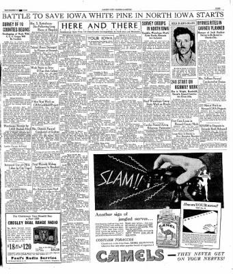 The Mason City Globe-Gazette from Mason City, Iowa on December 13, 1933 · Page 5
