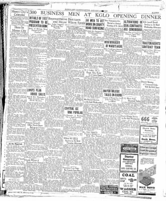 The Mason City Globe-Gazette from Mason City, Iowa on January 19, 1937 · Page 11
