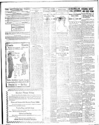 The Gettysburg Times from Gettysburg, Pennsylvania on October 24, 1913 · Page 4