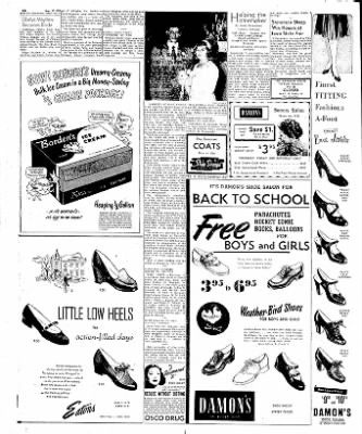 The Mason City Globe-Gazette from Mason City, Iowa on August 27, 1952 · Page 16