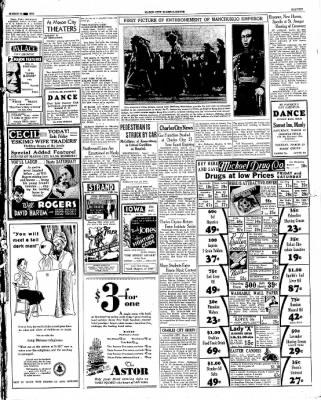 The Mason City Globe-Gazette from Mason City, Iowa on March 15, 1934 · Page 11