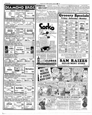 The Mason City Globe-Gazette from Mason City, Iowa on March 19, 1936 · Page 22