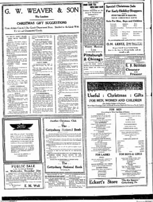 The Gettysburg Times from Gettysburg, Pennsylvania on December 23, 1913 · Page 2