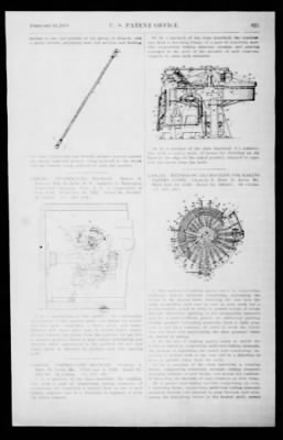 Official Gazette of the United States Patent Office from Washington, District of Columbia on February 19, 1924 · Page 151