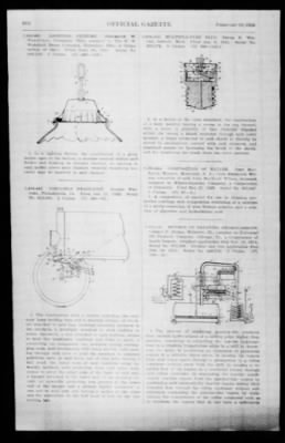 Official Gazette of the United States Patent Office from Washington, District of Columbia on February 19, 1924 · Page 198