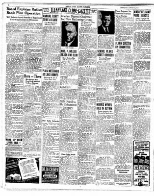 The Mason City Globe-Gazette from Mason City, Iowa on January 20, 1943 · Page 4