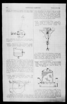 Official Gazette of the United States Patent Office from Washington, District of Columbia on February 26, 1924 · Page 105