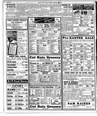 The Mason City Globe-Gazette from Mason City, Iowa on March 18, 1937 · Page 20