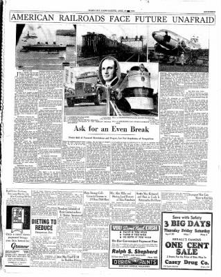 The Mason City Globe-Gazette from Mason City, Iowa on April 30, 1936 · Page 17