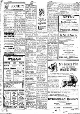 Progress-Review from La Porte City, Iowa on January 7, 1943 · Page 4