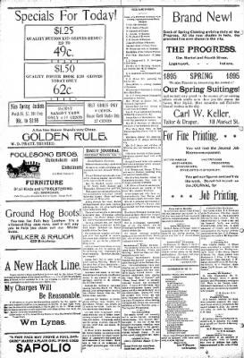 Logansport Pharos-Tribune from Logansport, Indiana on February 27, 1895 · Page 8