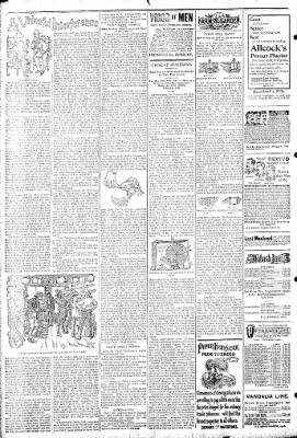 Logansport Pharos-Tribune from Logansport, Indiana on February 28, 1895 · Page 6