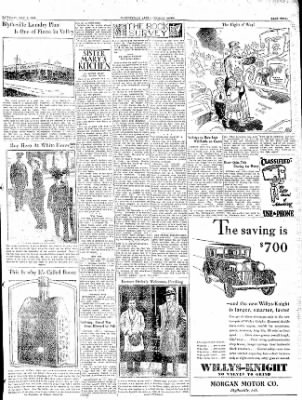 The Courier News from Blytheville, Arkansas on May 2, 1931 · Page 3
