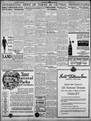 Harrisburg Telegraph from Harrisburg, Pennsylvania on June 24, 1919 · Page 2