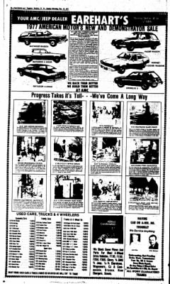 Beckley Post-Herald The Raleigh Register from Beckley, West Virginia · Page 68